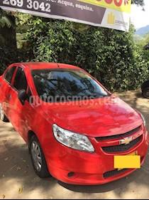 Chevrolet Sail LS usado (2016) color Rojo precio $23.900.000