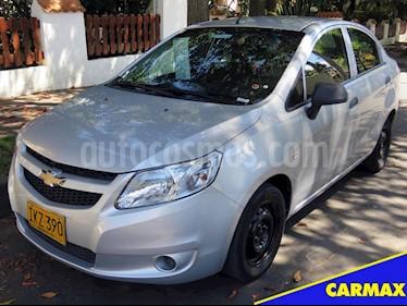 Foto venta Carro usado Chevrolet Sail LS (2016) color Gris precio $28.900.000
