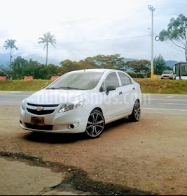 Chevrolet Sail LS usado (2016) color Blanco precio $25.500.000