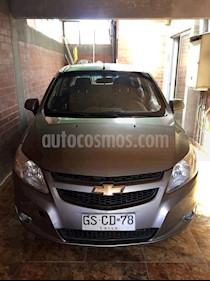 Foto venta Auto usado Chevrolet Sail LT 1.4  (2014) color Plata precio $4.000.000