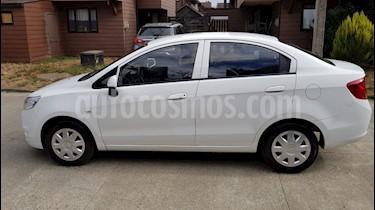 Chevrolet Sail LT 1.4  usado (2013) color Blanco precio $4.900.000
