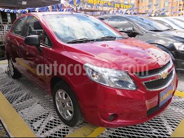 foto Chevrolet Sail LT Aa usado (2019) color Rojo precio $31.900.000