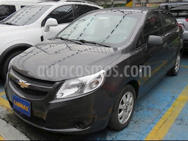 Foto venta Carro usado Chevrolet Sail LT  (2016) color Gris Ocaso precio $29.900.000