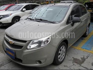 Foto Chevrolet Sail LT  usado (2013) color Beige precio $24.900.000
