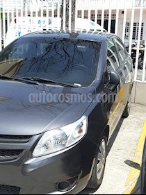 Chevrolet Sail LT  usado (2018) color Gris Galapagos precio $31.500.000