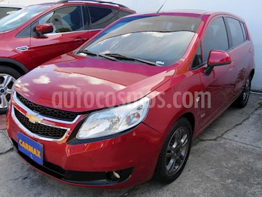 foto Chevrolet Sail LTZ Sport usado (2018) color Rojo precio $29.900.000