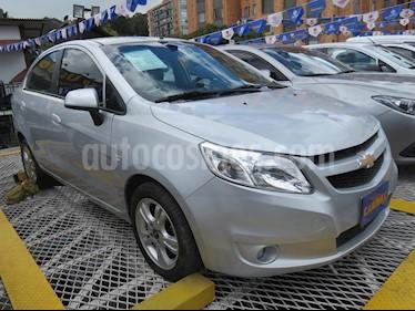 Foto Chevrolet Sail LTZ  usado (2016) color Plata precio $28.900.000