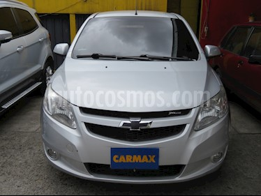 Foto venta Carro usado Chevrolet Sail LTZ (2015) color Plata precio $28.900.000