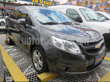 Chevrolet Sail LTZ  usado (2017) color Gris precio $34.900.000