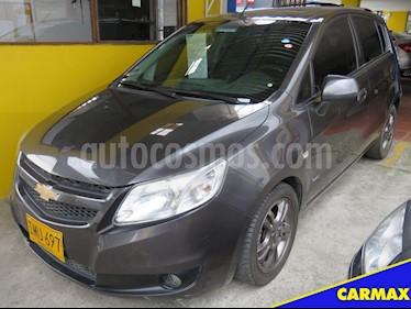 Foto venta Carro usado Chevrolet Sail LTZ  (2016) color Negro precio $27.900.000