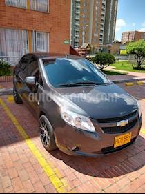 Foto venta Carro usado Chevrolet Sail LTZ (2014) color Gris Galapagos precio $23.500.000