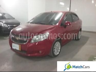 Foto venta Carro usado Chevrolet Sail LTZ  (2018) color Rojo precio $30.490.000
