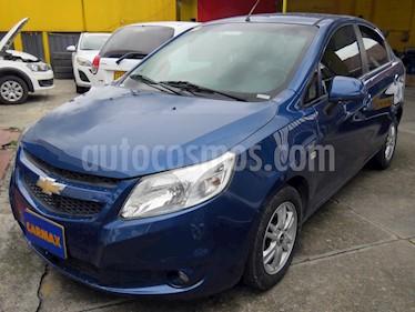 Foto Chevrolet Sail LTZ usado (2014) color Azul precio $26.900.000