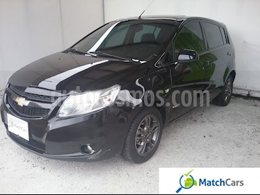 Foto venta Carro usado Chevrolet Sail LTZ  (2016) color Negro precio $24.990.000