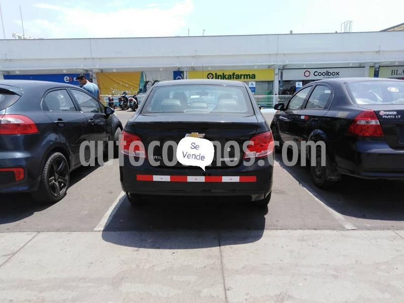Chevrolet Sail  1.5L LT usado (2017) color Negro precio u$s8,000