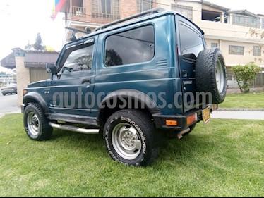 Chevrolet Samurai Cabinado 4X4 usado (1998) color Azul precio $16.000.000