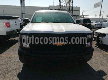 Foto venta Auto usado Chevrolet Silverado 1500 Cab Reg Paq A (2015) color Blanco precio $235,000
