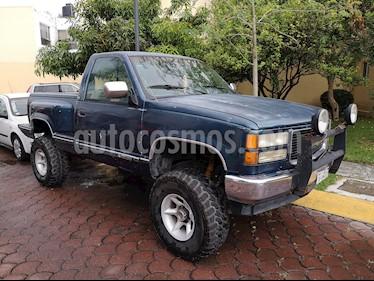 Chevrolet Silverado 1500 Cab Reg Paq A usado (1990) color Azul precio $60,000
