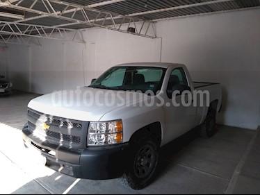 Foto Chevrolet Silverado 1500 Cab Reg Paq A usado (2013) color Blanco precio $175,000