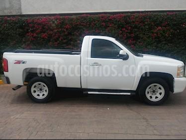 Chevrolet Silverado 1500 Cab Reg Super Lujo C Aut usado (2013) color Blanco precio $195,000