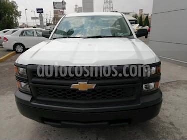 Foto venta Auto usado Chevrolet Silverado 1500 Cab Reg WT (2015) color Blanco precio $220,000