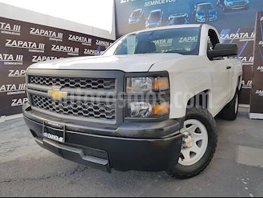 Foto venta Auto usado Chevrolet Silverado 1500 LS Cab Reg  A/A (2014) color Blanco precio $214,900