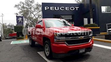Foto venta Auto usado Chevrolet Silverado 1500 LS Cab Reg (2018) color Rojo Victoria precio $374,000