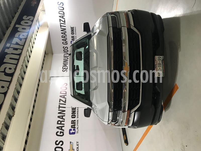 Chevrolet Silverado 1500 Cab Reg Paq C Aut usado (2017) color Blanco precio $310,000