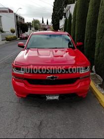 Chevrolet Silverado 1500 Cab Reg Paq C Aut usado (2016) color Rojo precio $350,000