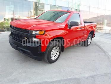 Chevrolet Silverado 1500 LS Cab Reg usado (2019) color Rojo precio $490,000