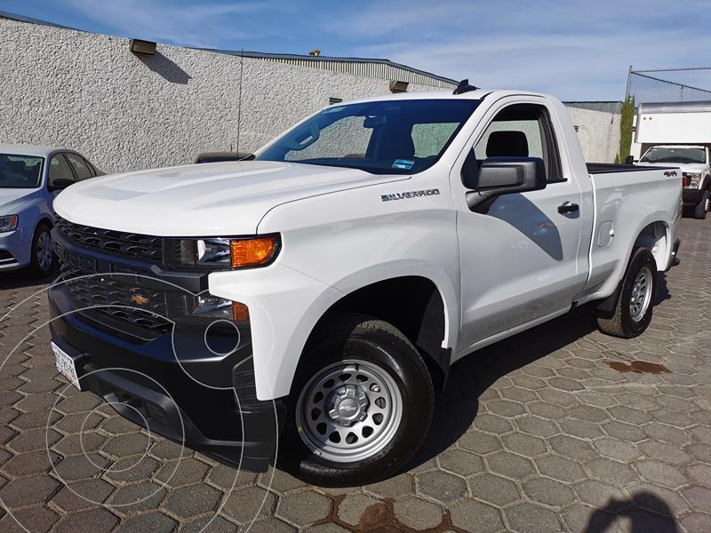 Foto Chevrolet Silverado 1500 Cab Reg Paq A usado (2021) color Blanco precio $615,000