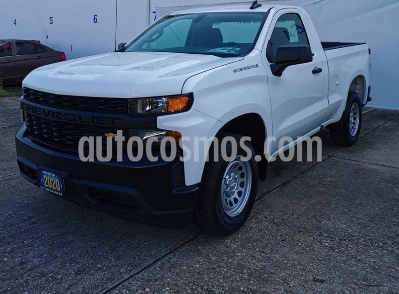 Chevrolet Silverado 1500 Cab Reg WT nuevo color Blanco precio $584,501
