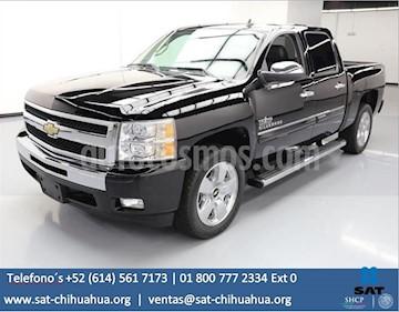 Foto venta Auto Seminuevo Chevrolet Silverado 2500 4x2 Cab Ext LS V6 (2012) color Negro precio $89,000