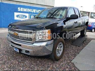 Foto venta Auto usado Chevrolet Silverado 2500 4x2 Cab Ext LS (2013) color Negro precio $250,000