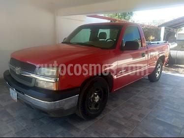 Foto Chevrolet Silverado 2500 4x2 Cab Reg LS usado (2003) color Rojo Victoria precio $105,000