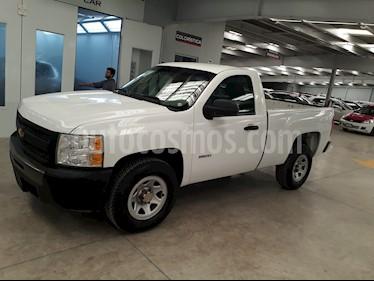 Foto venta Auto usado Chevrolet Silverado 2500 4x2 Doble Cabina LS (2013) color Blanco Olimpico precio $175,000