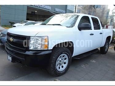 Foto venta Auto usado Chevrolet Silverado 2500 4x2 Doble Cabina LS (2012) color Blanco precio $210,000