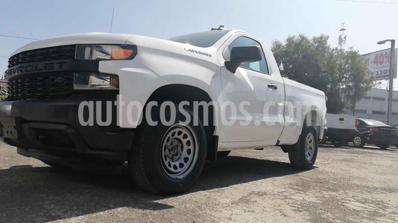 Chevrolet Silverado 2500 Doble Cabina 4X2 usado (2019) color Blanco precio $439,000
