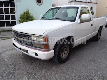 Chevrolet Silverado 2500 4x2 Cab Reg Paq A usado (1993) color Blanco precio $55,000