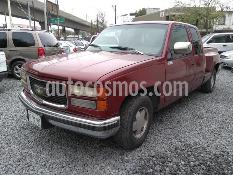 Chevrolet Silverado 2500 Doble Cabina 4X4 usado (1993) color Blanco precio $53,000