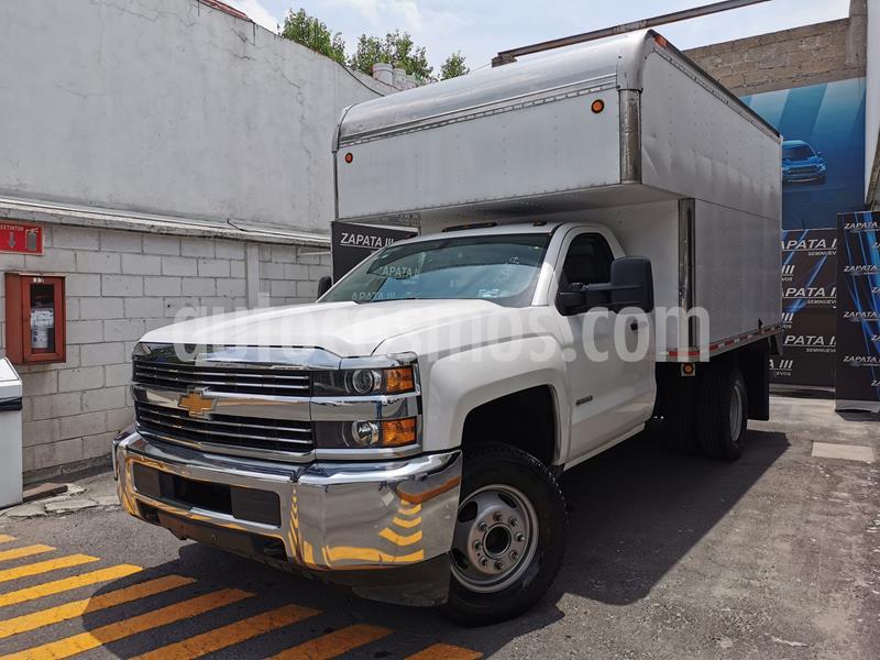 foto Chevrolet Silverado 2500 4x2 Cab Ext LS usado (2017) color Blanco Olímpico precio $475,000