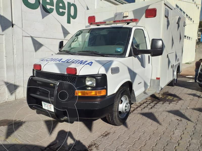 Foto Chevrolet Silverado 3500 Chasis cabina usado (2011) color Blanco precio $700,000