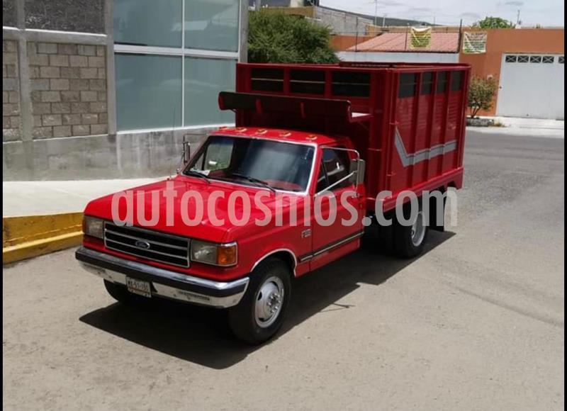 Chevrolet Silverado 3500 Chasis Cabina Paq A usado (1991) color Rojo precio $75,000