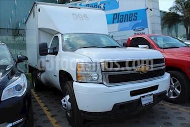 Chevrolet Silverado 3500 Chasis Cabina WT usado (2013) color Blanco precio $295,000