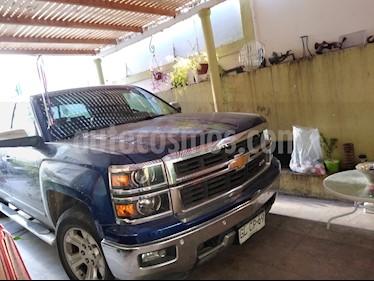 Foto Chevrolet Silverado Cabina Doble 5.3 4x4 LTZ  Z71 usado (2014) color Azul precio $13.900.000