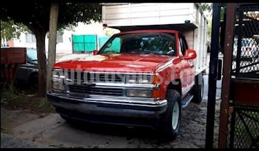 Chevrolet Silverado TD MWM DLX usado (1998) color Rojo precio $480.000