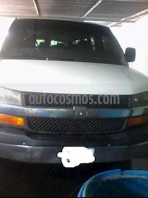 Chevrolet Silverado Auto. 4x2 usado (2007) color Blanco precio u$s7.000