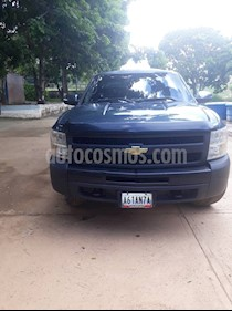 Chevrolet Silverado LS 5.3L Cabina Simple 4x2 usado (2011) color Negro precio u$s8.500