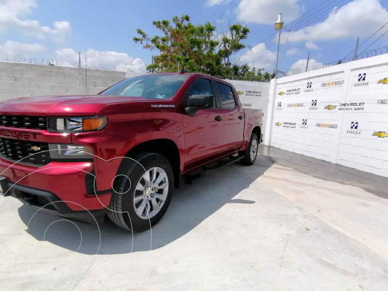 Foto Chevrolet Silverado Custom 4X4  nuevo color Rojo precio $830,900
