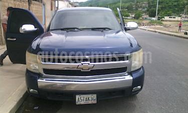 Chevrolet Silverado LS 4x2 usado (2008) color Azul precio BoF6.000